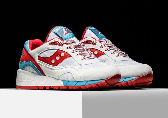 "Saucony Looks Towards Summer With the Shadow 6000 ""Ice Pop"""