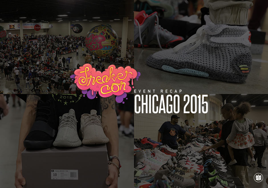 Sneaker Con Brings Heat to Ft. Lauderdale: The On-Foot Recap