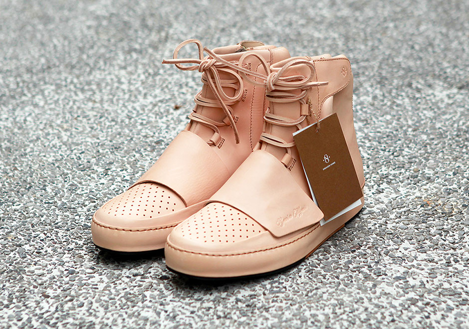adidasYeezy Leather Boots t6S9k5