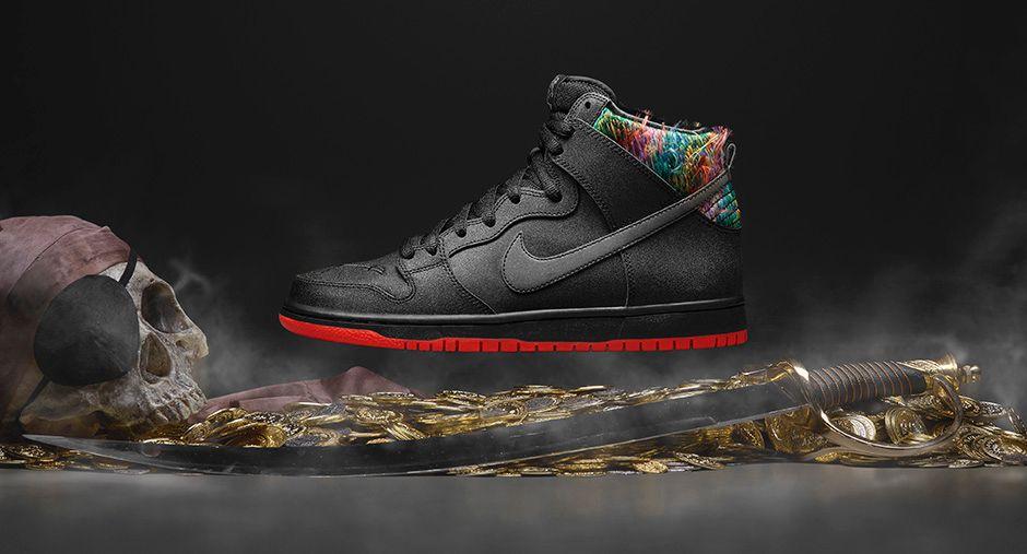 Livraison gratuite 2014 vente Nike Dunk Élevé De Nouvelles Versions pas cher profiter YksUz8Fs