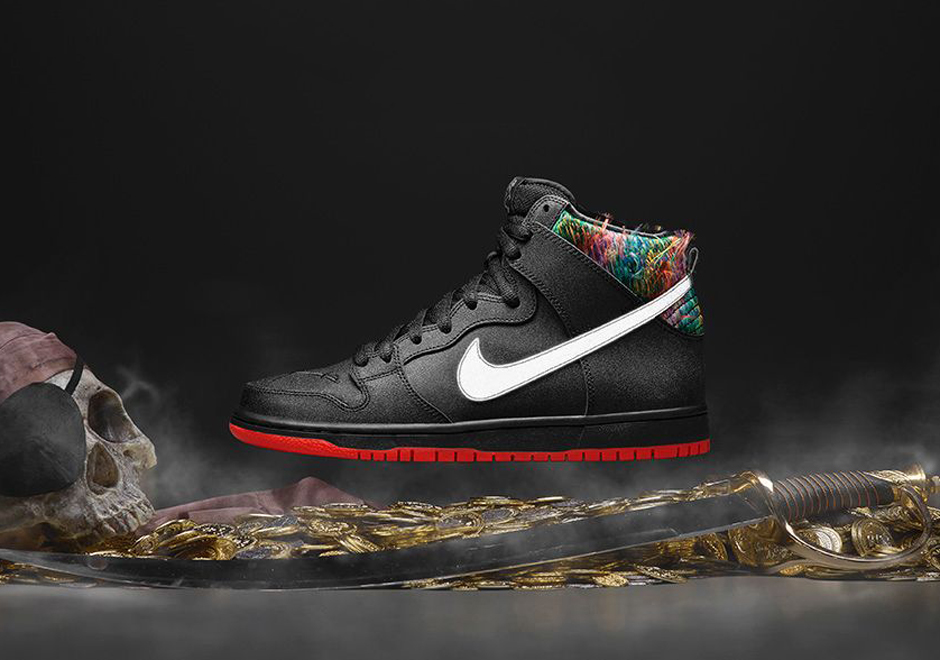 SPoT x Nike SB Dunk High \