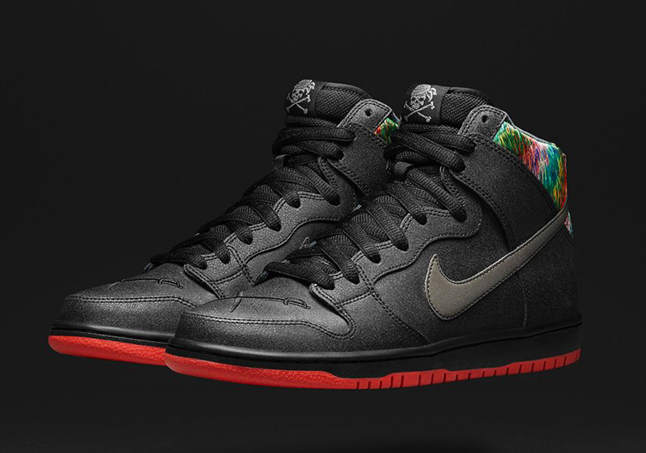 "SPoT x Nike SB Dunk High Pro ""Gasparilla"""