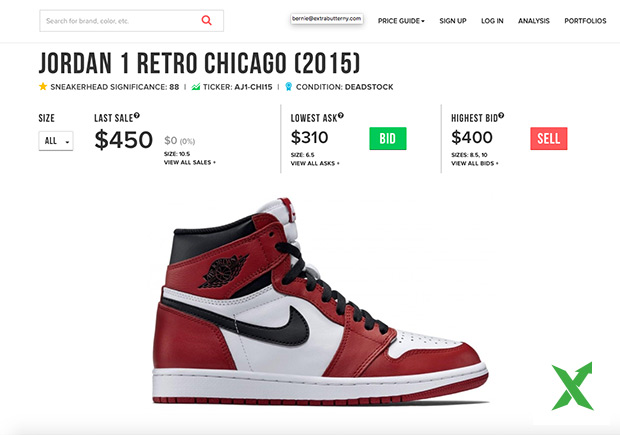 375d5c08 Josh Luber Of Campless And Cavs Owner Dan Gilbert Launch A Sneaker  Marketplace Called StockX