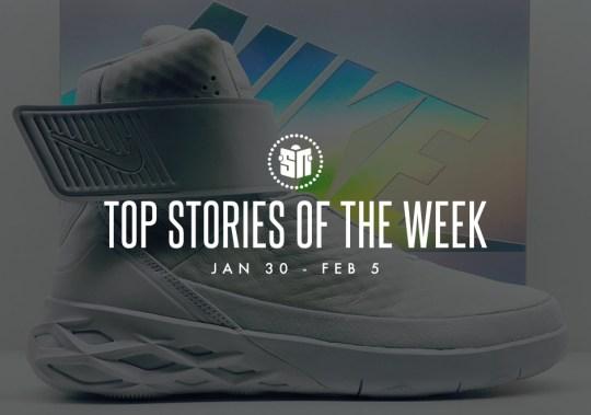 Top Stories Of The Week: 1/30 – 2/5