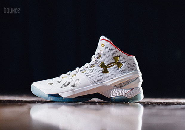 buy popular dd547 1491a Steph Curry Is Headed To All-Star Weekend With This UA Curry ...
