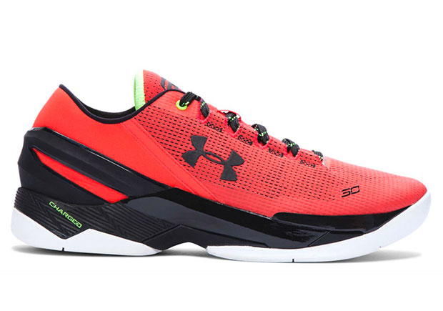 The Under Armour Curry Two Low Releases This Weekend