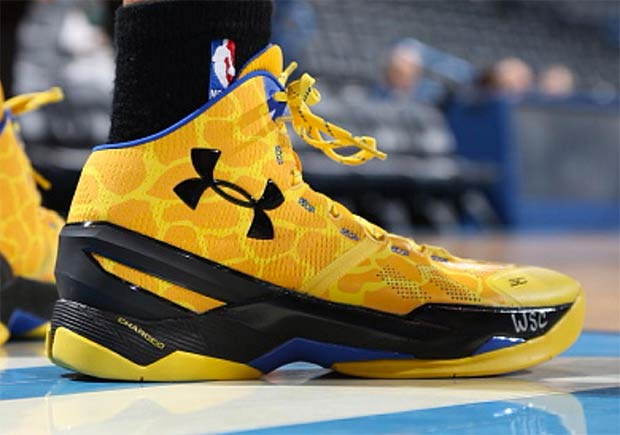 steph curry sneakers