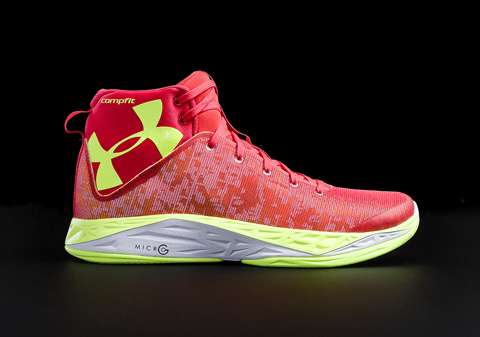 Under Armour Introduces the Fire Shot