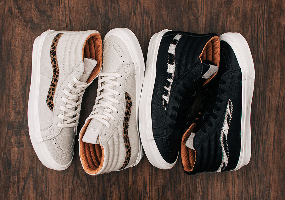 "Vans Vault ""Pony Hair"" Collection Arrives In Stores"