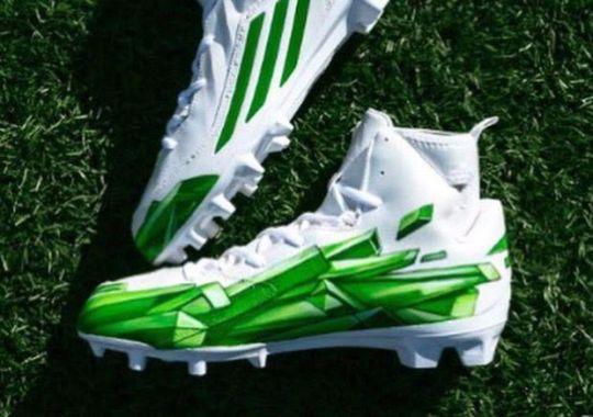 Super Bowl MVP Von Miller's Custom adidas Cleats A Direct Shot At Cam Newton