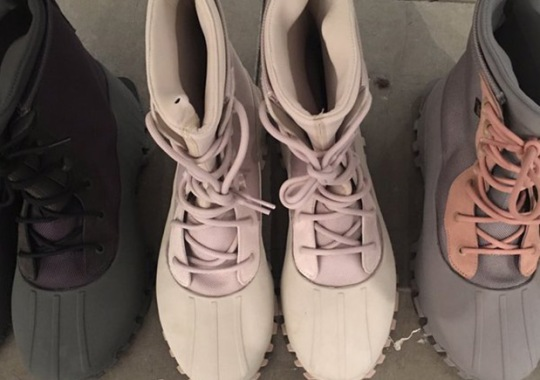 First Look At The adidas Yeezy 1050 Duckboot