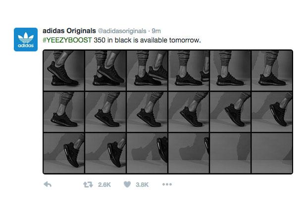 Adidas Originals Yeezy Stimuler 350 ROS4t