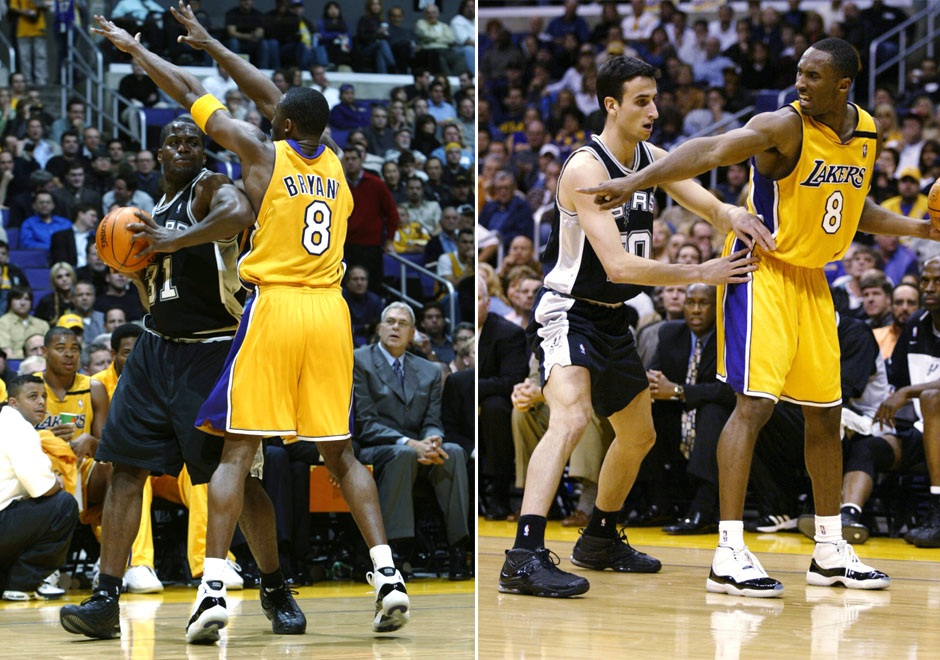 Kobe Bryant's 20 Year Sneaker Legacy Part 2: Sneaker Free