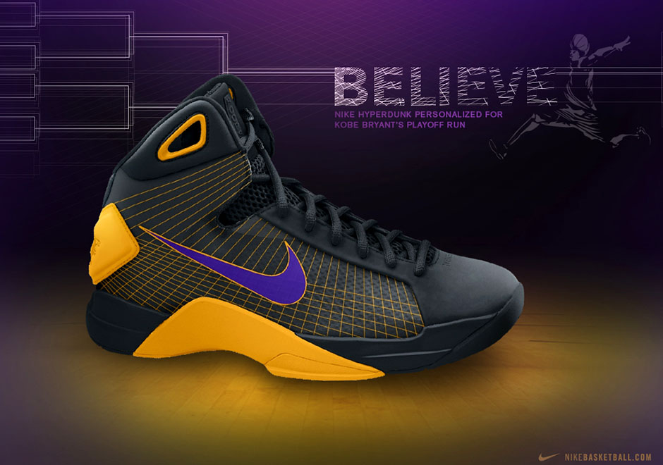 reputable site a09ac cd335 Kobe Bryant's 20 Year Sneaker Legacy - Part 3: The Early ...