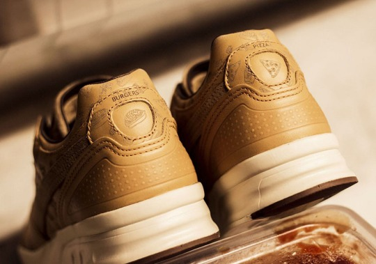 """Sneakersnstuff Serves Up the PUMA XT2 """"Pizza and Burgers"""""""