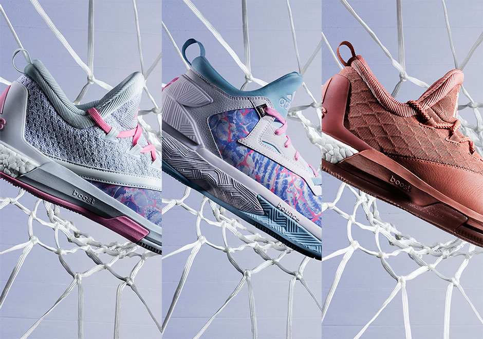 cheap for discount 936f1 c9923 adidas Hoops Unveils Easter Collection For Harden, Lillard, And Wiggins