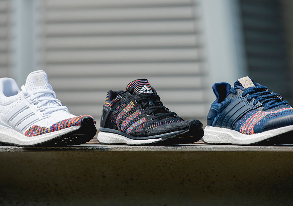 The adidas Boost Running