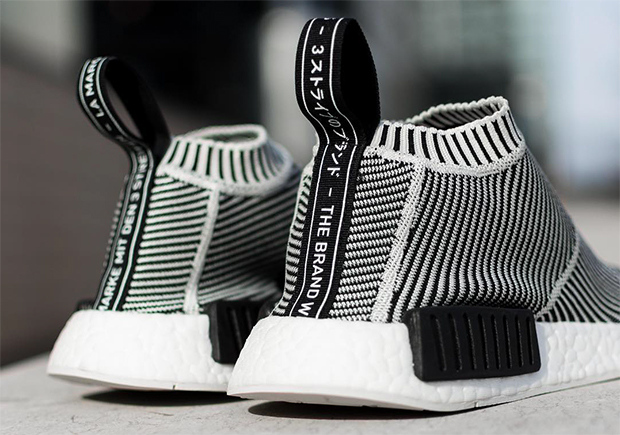 lowest price 9ce15 13eda adidas NMD City Sock Release Info - SneakerNews.com
