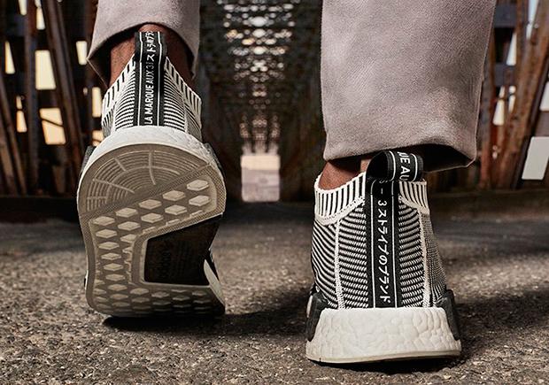 Adidas NMD XR1 Primeknit Grises Claro/Negras S32218