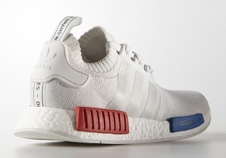 3e27e9bfd5dcf adidas To Release A White Version Of The OG NMD R1 Primeknit ...