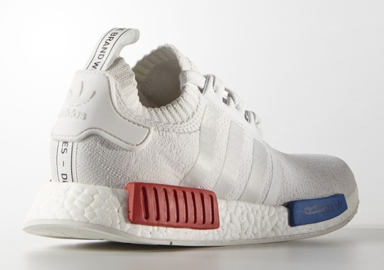 adidas To Release A White Version Of The OG NMD R1 Primeknit