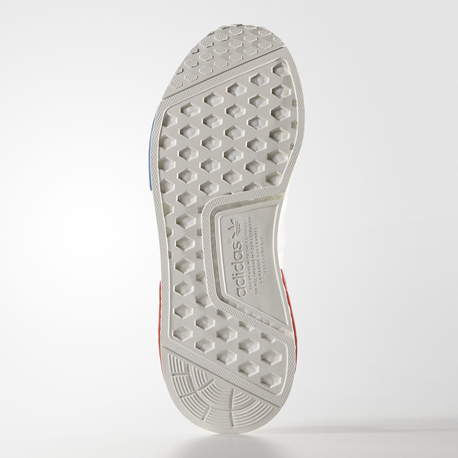 Hvite Adidas Nmd Primeknit DgObZq