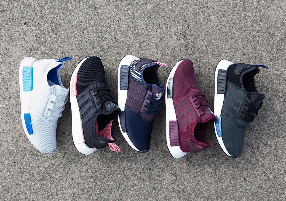 New adidas NMD Releases |