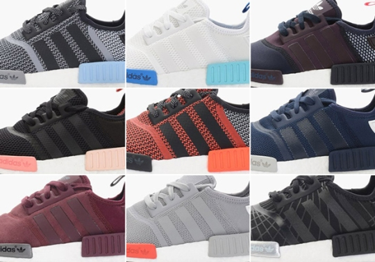 Can't Get Enough Of The adidas NMD? 14 New Releases Drop Tomorrow