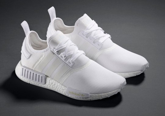 "adidas To Release ""Triple White"" NMD This Saturday"