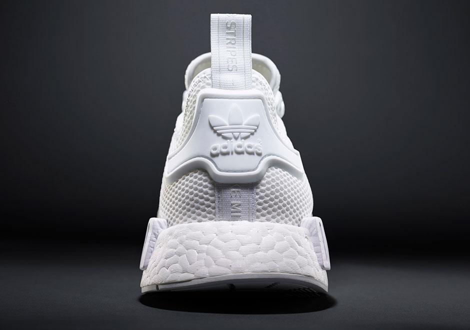 Adidas Nmd R1 Hombres Blancos Triples CrZOSjWPc