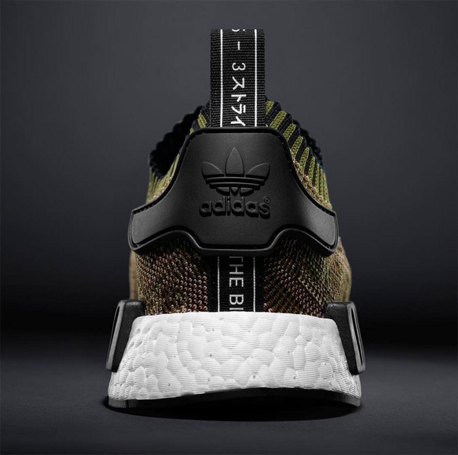 Adidas Nmd R1 Pk Camo Pack - Hvit / Grå 251AdcZs