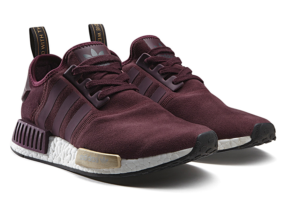 How are the new adidas NMD's!1 NMD R2 vs R1