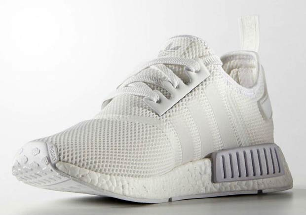 You didn t think that adidas Originals was going to let the adidas NMD  slide without an all-white version hitting retailers 31cdb3a4e