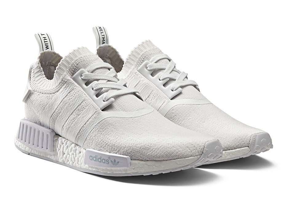 6d7834ee2 adidas NMD R1 PK Solid Grey Primknite Boost Japan S81849 Size