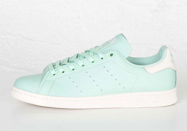 nada cómodo avaro  adidas nmd pink mint green stan smith adidas