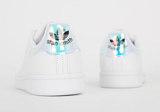 "adidas Stan Smith ""Iridescent Heel"""