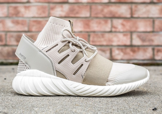"adidas Tubular Doom Primeknit ""Special Forces"" Releases This Saturday"