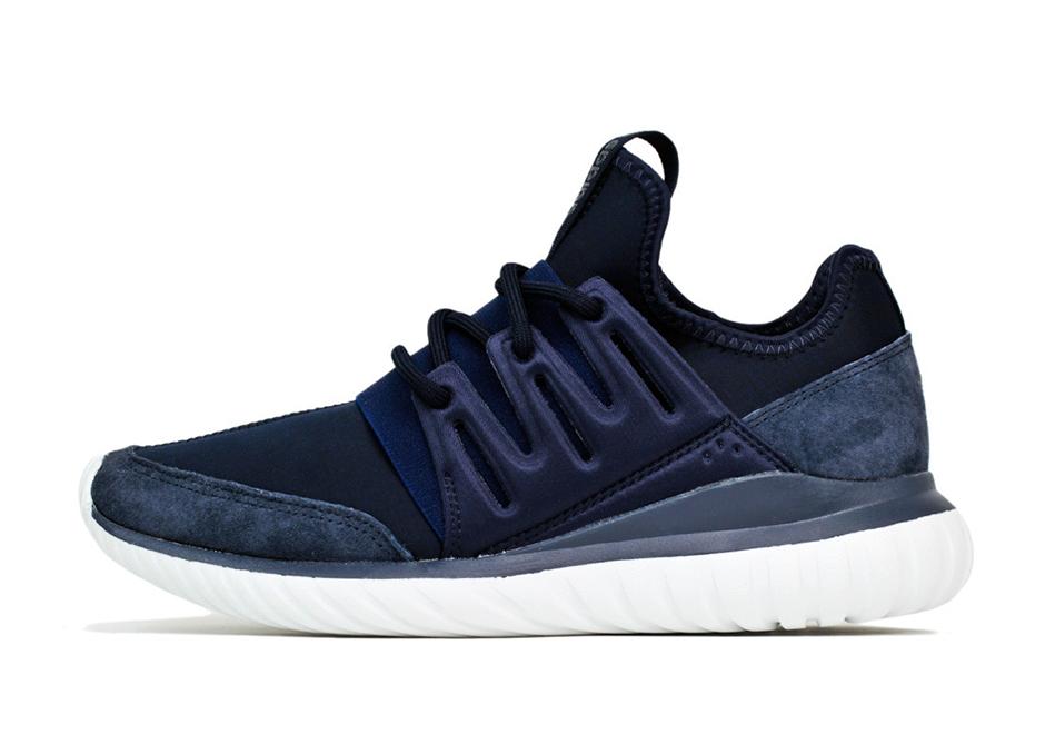 Adidas Tubular Radial Blue