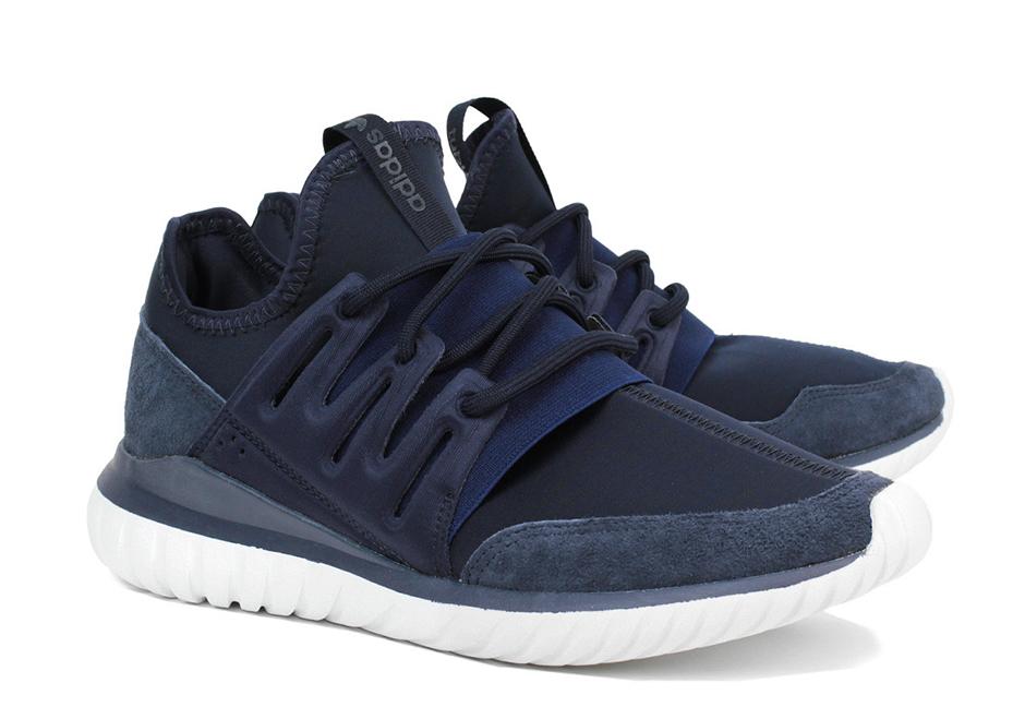 Adidas Rørformet Radiell Mørkeblå gOP98SDSy