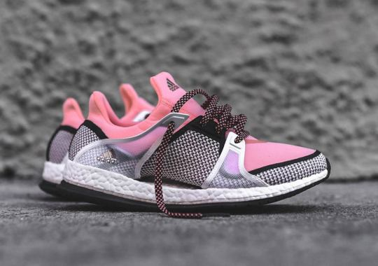 adidas Releases News Colorways Of The Pure Boost X