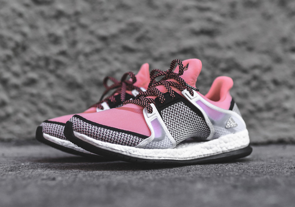 online store a0ef5 c77c7 ... uk adidas wmns pure boost x colorways sneakernews c412d 9900e