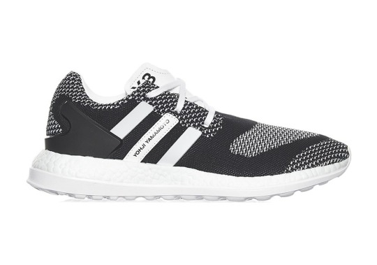 The adidas Y-3 Line Introduces Another New Model, the Pure Boost ZG Knit