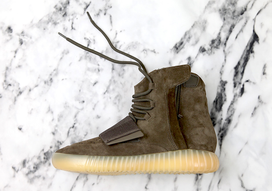 Adidas Yeezy Boost 750 Chocolate
