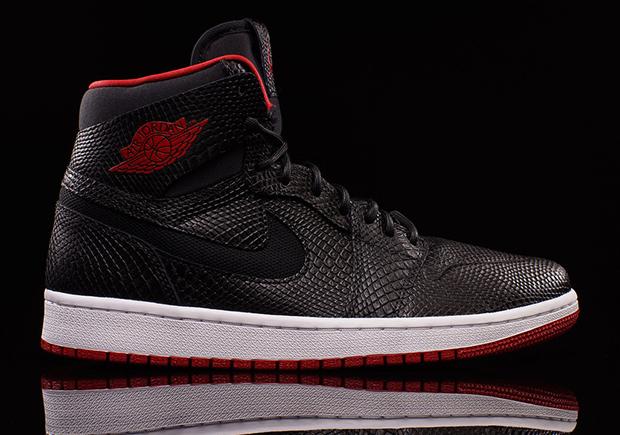 9e1420f89293 Air Jordan 1 High Nouveau. Color  Black Gym Red-White Style Code   819176-001. Price   150