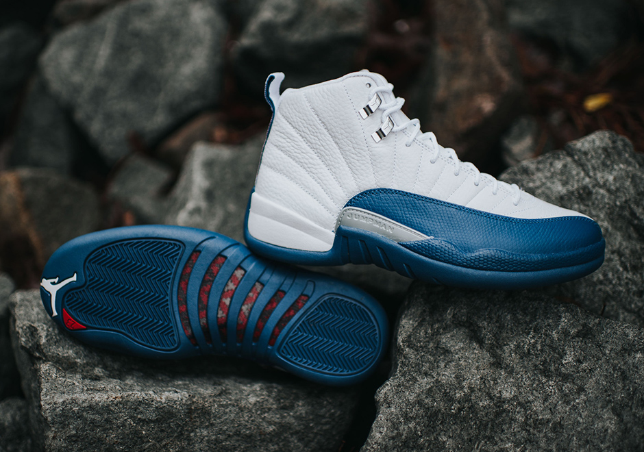 """new product 4e788 db93f Is The Air Jordan 12 """"French Blue"""" Releasing On April 2nd"""