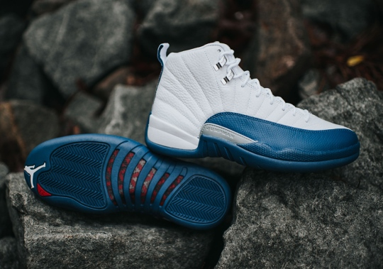 "Is The Air Jordan 12 ""French Blue"" Releasing On April 2nd?"