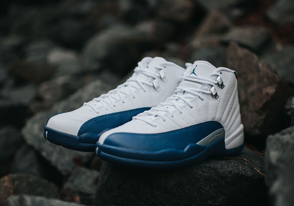 Jordan 12 French Blue Release Date