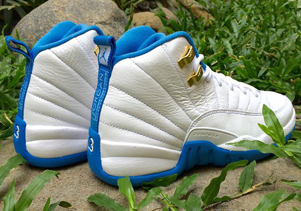 90355abeb9e6 A Detailed Look At The Air Jordan 12