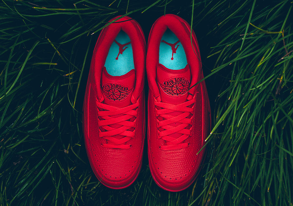 361dcf70907 Jordan 2 Low Red 832819-606 | SneakerNews.com