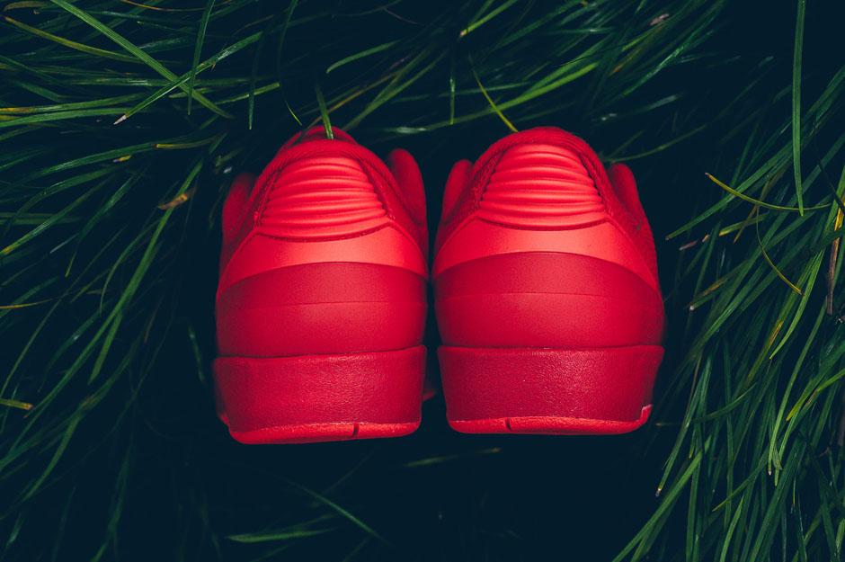 buy popular 702e7 73504 Jordan 2 Low Red 832819-606 | SneakerNews.com